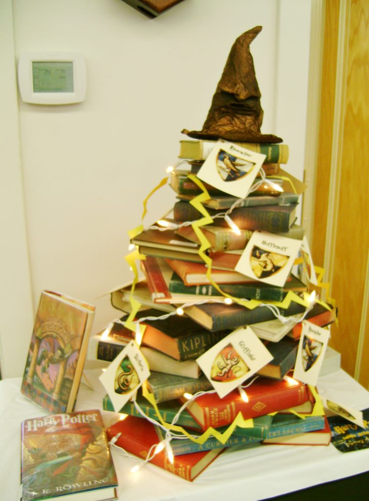 Harry Potter Booktree