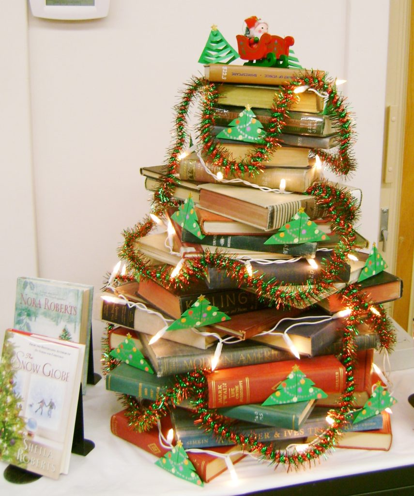 Christmas Booktree 2017