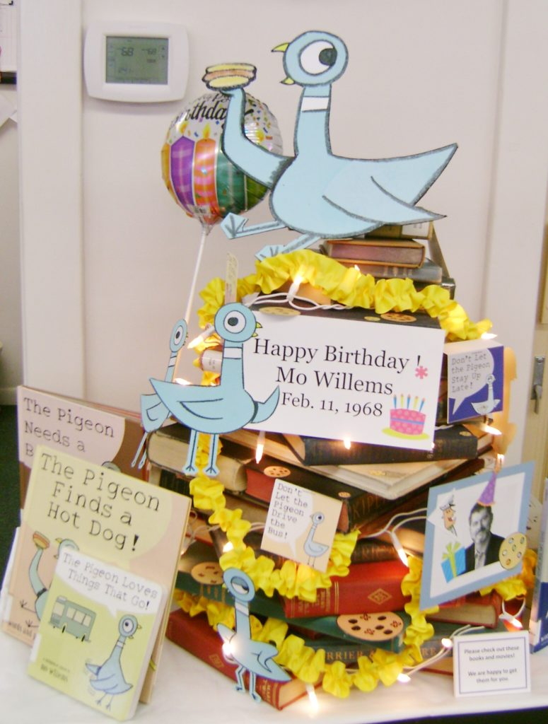 Mo Willems Booktree